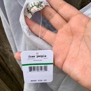 Free People Tops - Free People  NWT Deep V Bandeau Cami l Large
